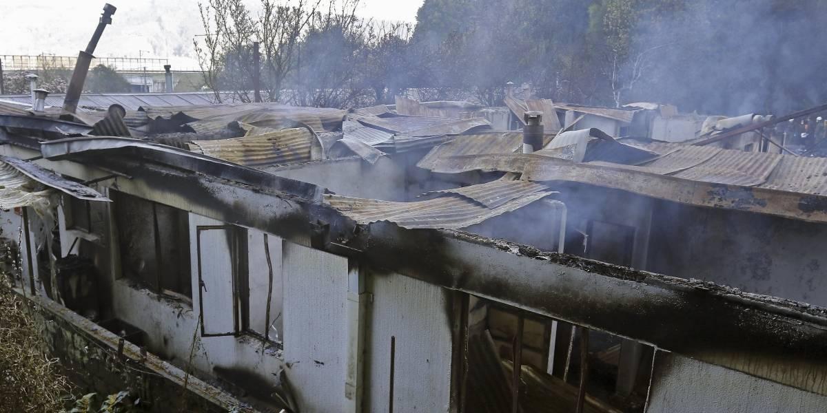 Tragedia en hogar de ancianos de Chiguayante: SML agilizará la identificación de las víctimas del incendio