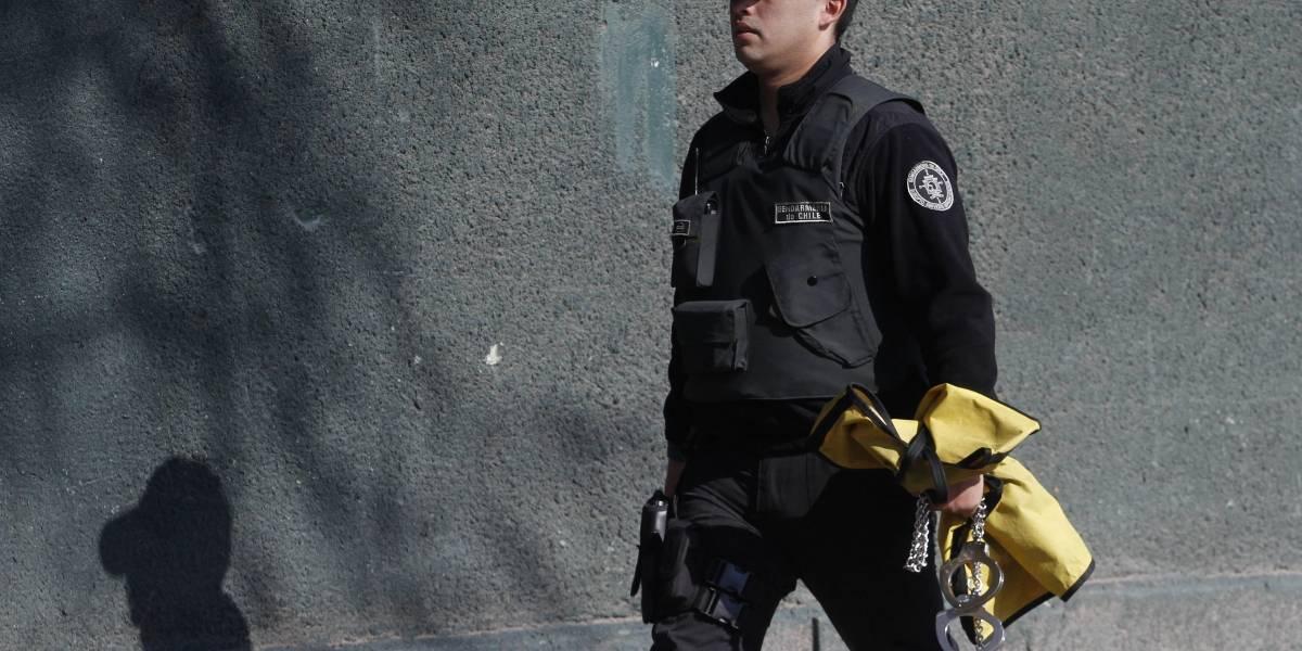 Imputados por delito se fugaron de los gendarmes tras ser formalizados en Quilpué