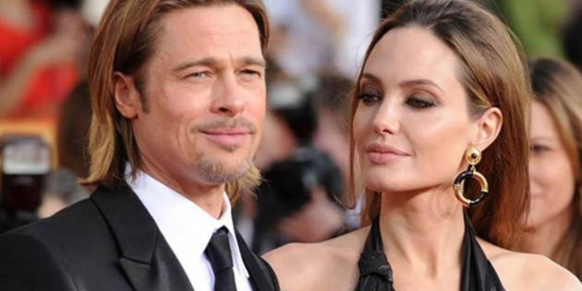 ¡Es una guerra! Angelina Jolie busca como sea ganar la custodia de sus hijos con Brad Pitt