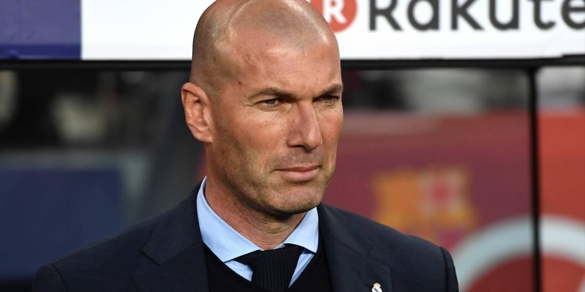 Revelan el que será el nuevo equipo de Zinedine Zidane para la próxima temporada