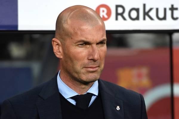 Zinedine Zidane sería nuevo técnico del Manchester United