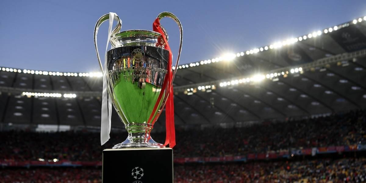 Definidos los grupos de la Champions League 2018/19