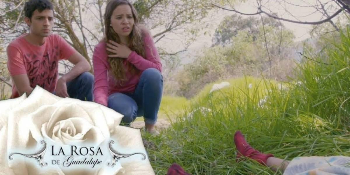 Piden sanción por polémico capítulo de 'La rosa de Guadalupe'