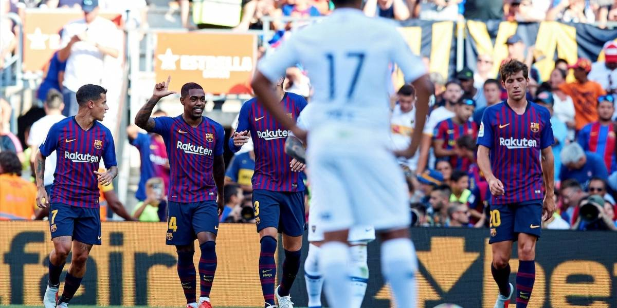 ¡Sin copa! Boca Juniors no pudo con Barcelona en la Joan Gamper