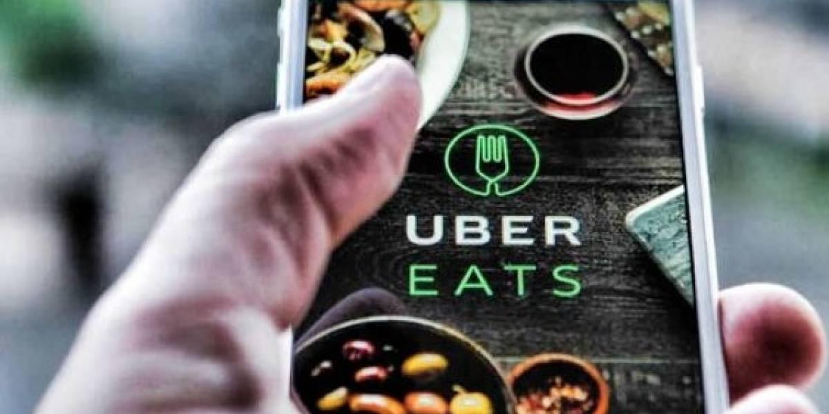 Uber Eats ya funciona en Ecuador