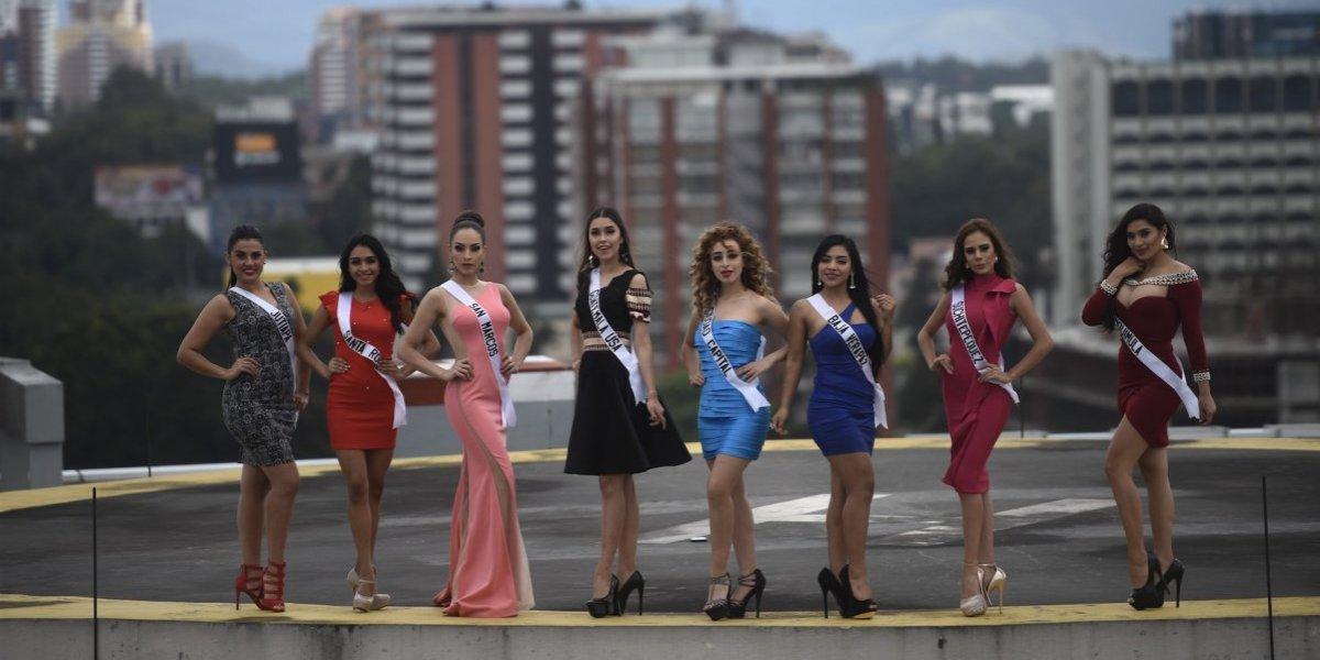 Presentan las primeras fotos oficiales de las candidatas a Miss Guatemala 2018, ¿cúal es tu favorita?