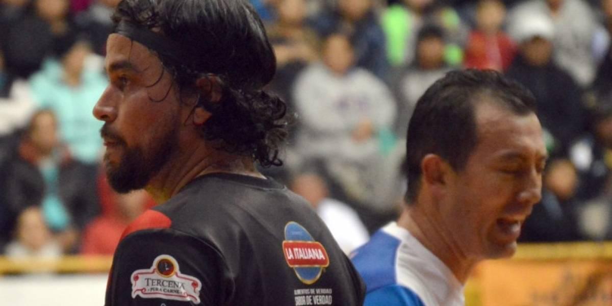 Kaviedes, suspendido por el resto del Torneo Interbarrial de Indorfútbol 2018