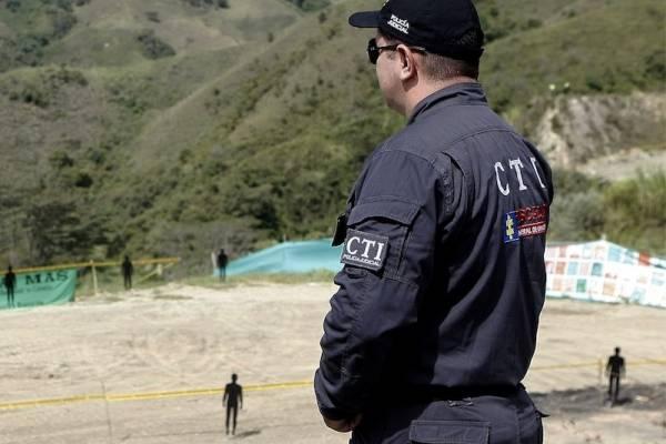Fiscalía informó que el ELN reconoció autoría en secuestro y asesinato de dos investigadores del CTI
