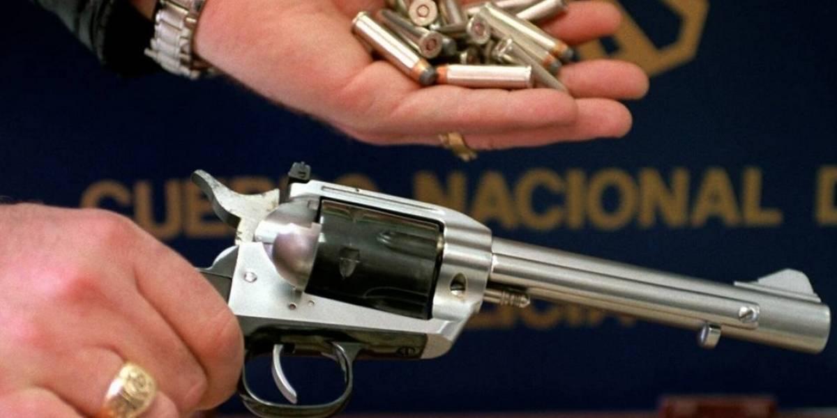 Adulto mayor atacó con un disparo a su esposa tras confrontación