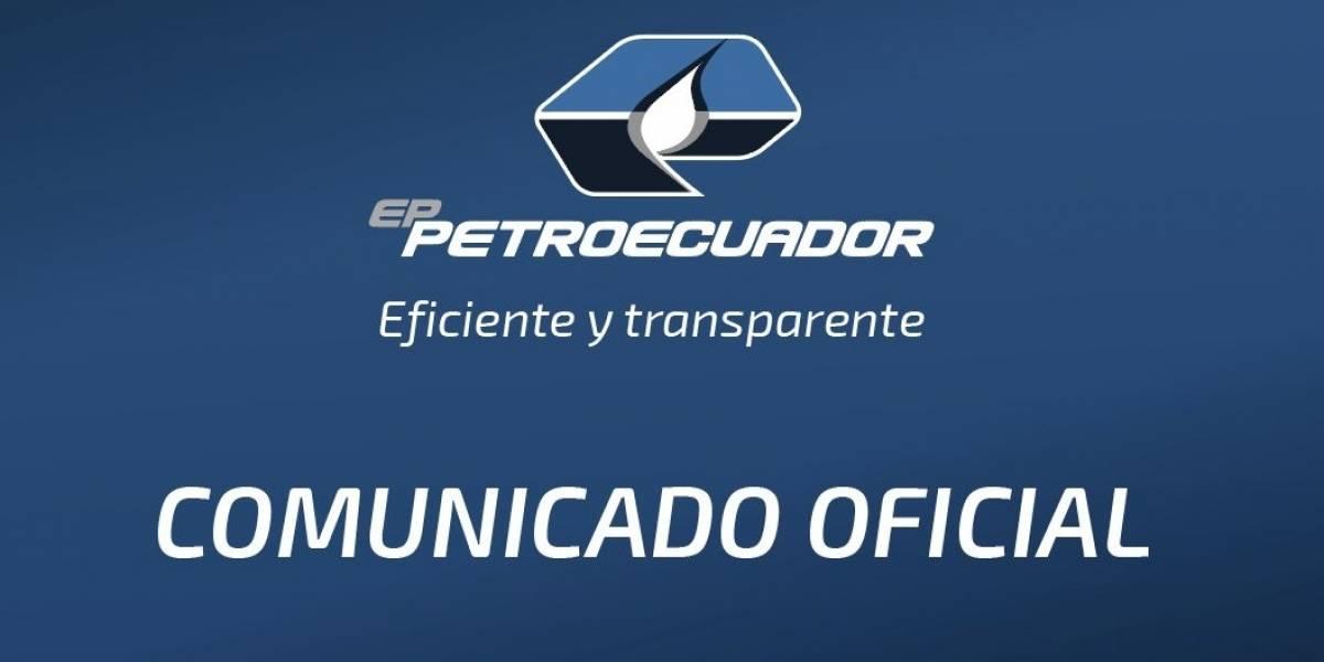Petroecuador se pronuncia sobre los precios de los combustibles
