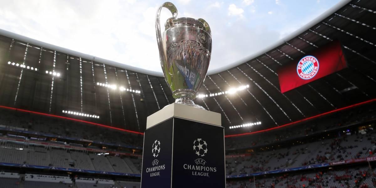 Facebook transmitirá partidos de Champions League y Supercopa de Europa