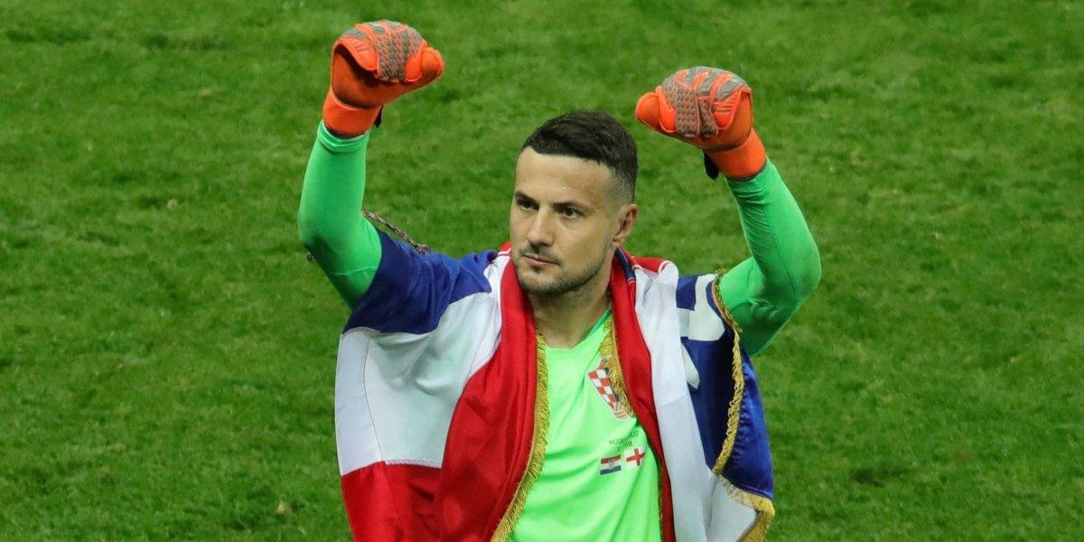 Daniel Subasic se retira de la Selección de Croacia