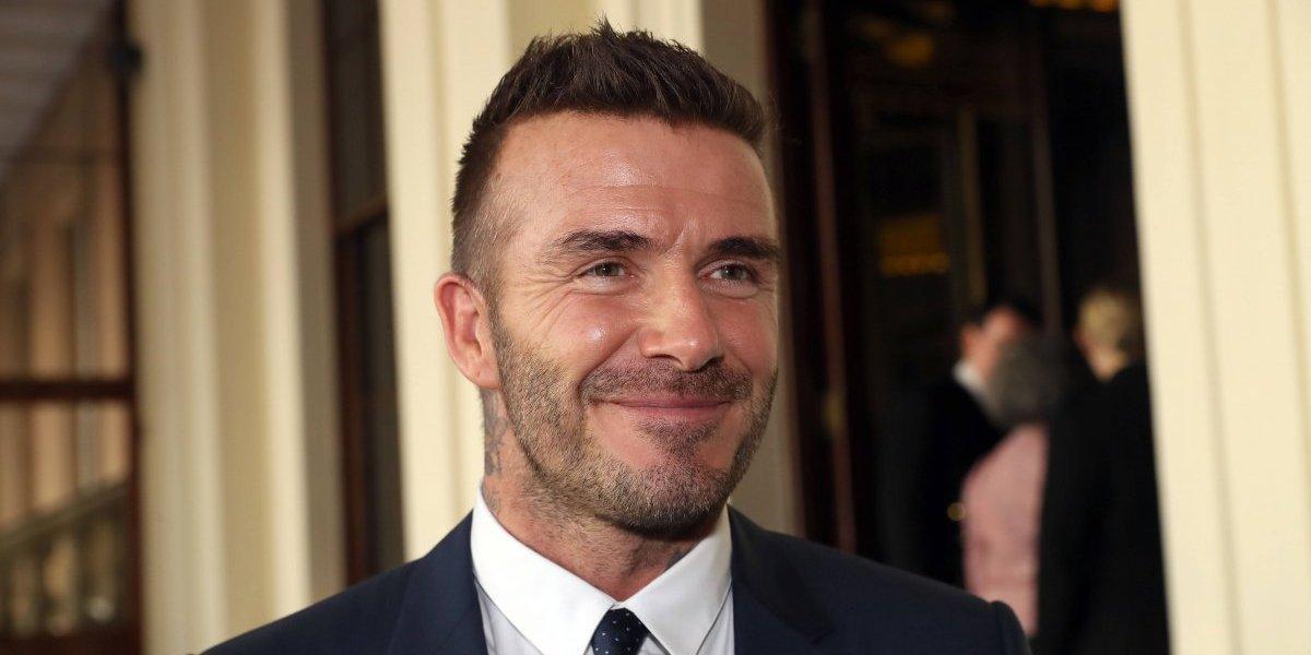Así sería escudo del equipo de David Beckham