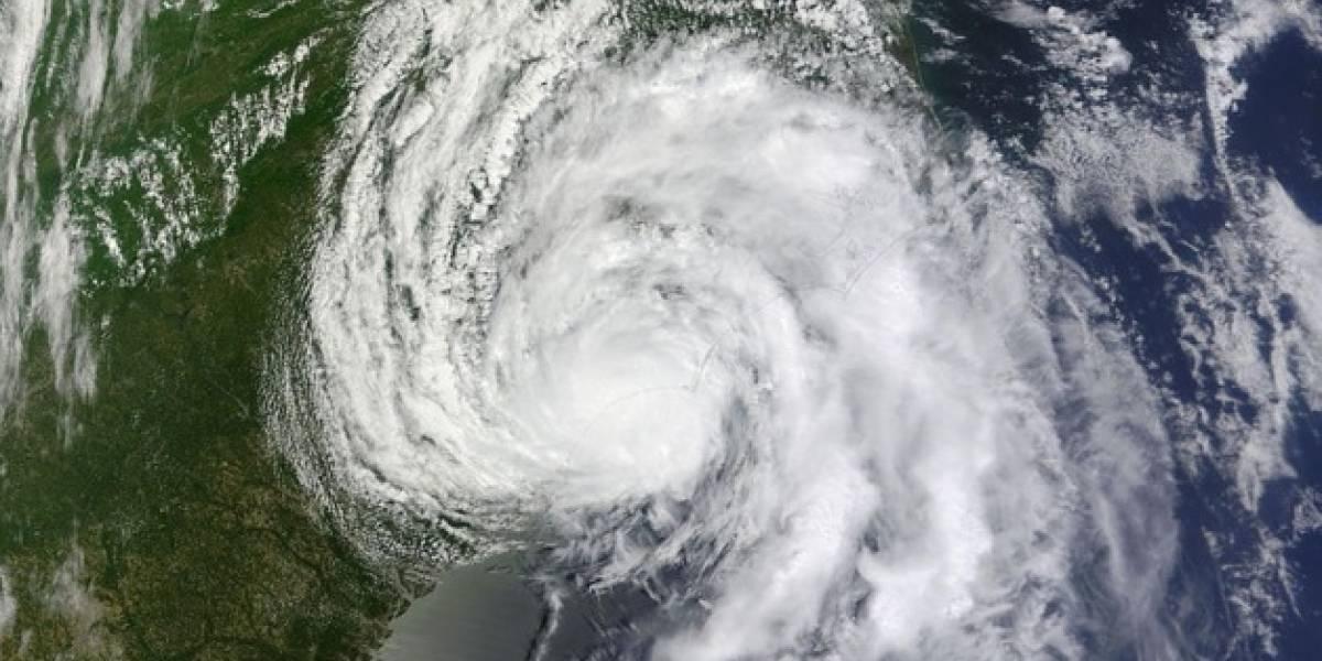 Se forma una depresión subtropical en aguas abiertas del Atlántico