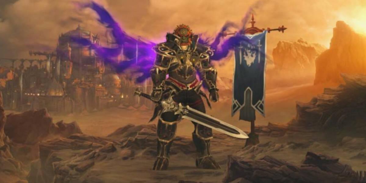 Diablo III: Eternal Collection llegará este año a Nintendo Switch con contenido de Zelda