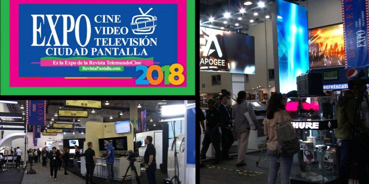 Expo Cine Video Televisión 2018
