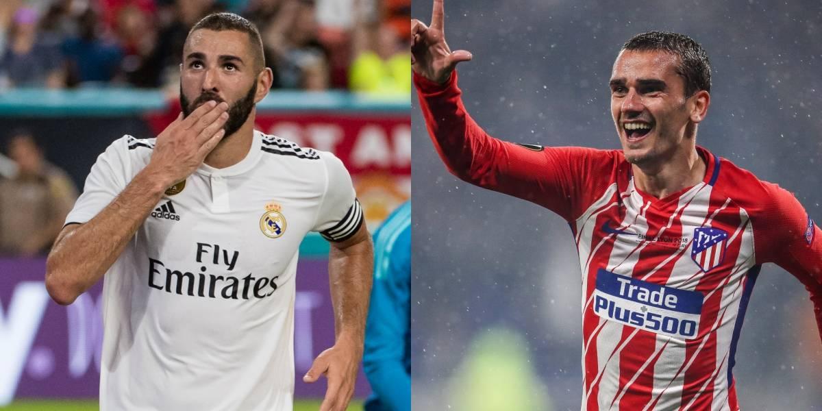 Real Madrid vs. Atlético de Madrid: Supercopa de Europa con acento 100% español