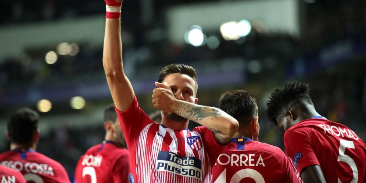 Atletico de Madrid ganó la Supercopa de Europa goleando a un Real que sufre en la era sin Cristiano