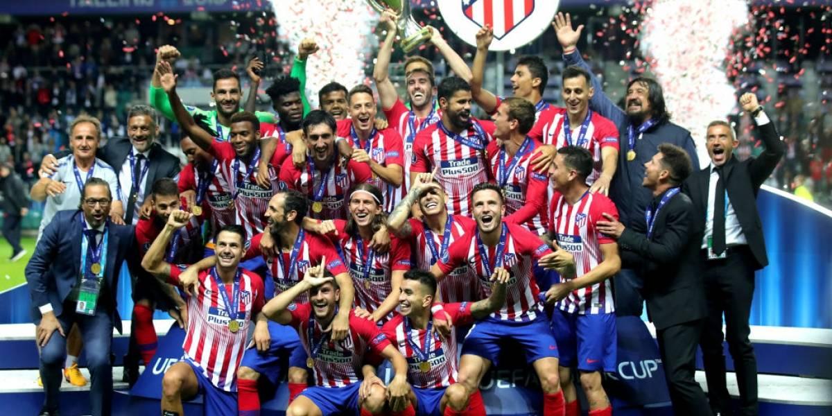 Historia pura: El soberbio registro de Diego Simeone al mando del Atlético Madrid