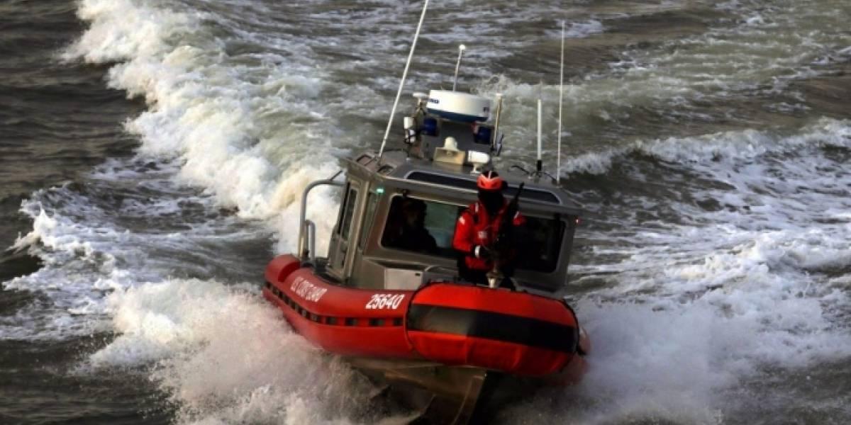 Guardia Costera Puerto Rico busca tres dominicanos desaparecidos oeste de la isla