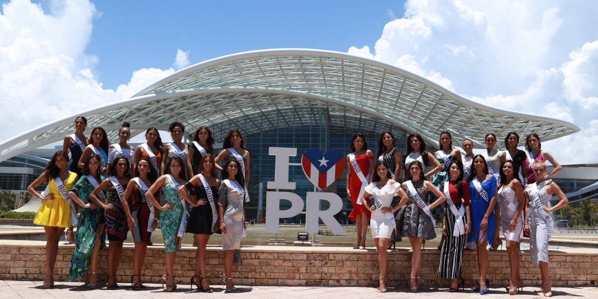 Anuncian fecha de la preliminar de Miss Universe Puerto Rico 2018