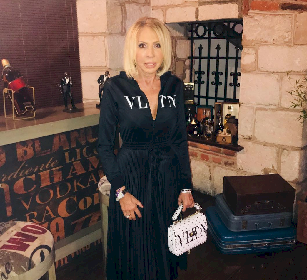 Laura Bozzo fue reconocida con Honoris Causa Instagram