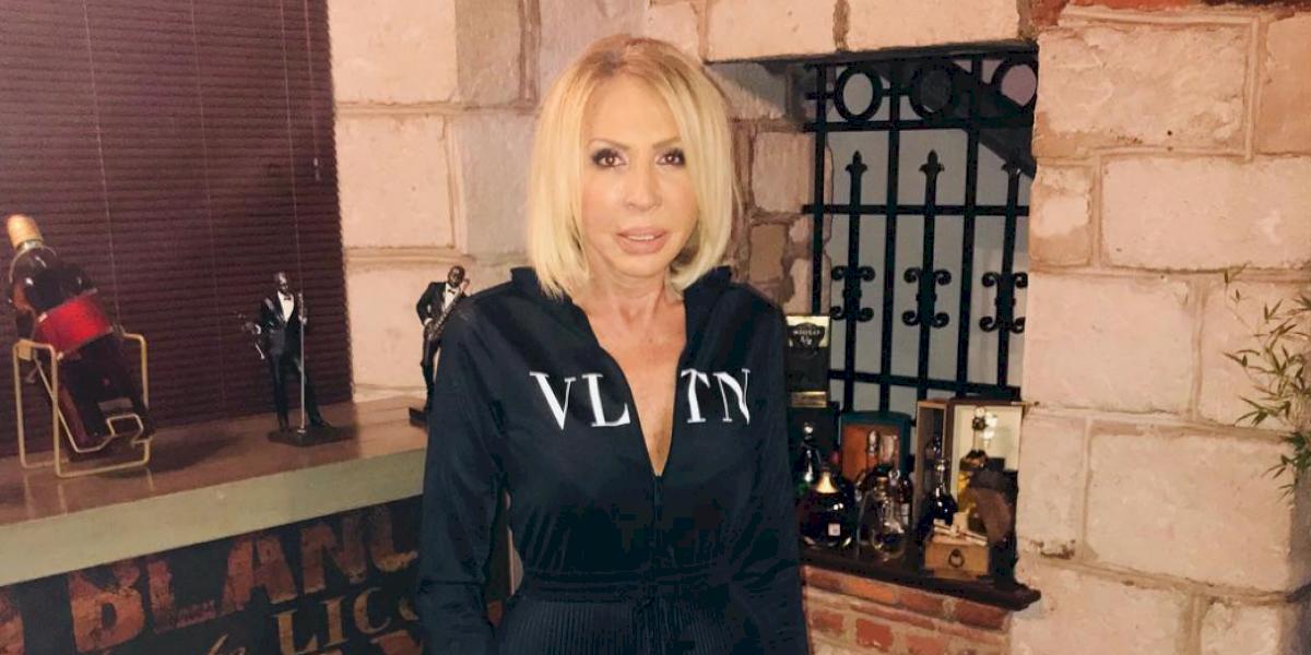 Laura Bozzo enfurece tras polémica por recibir Honoris Causa
