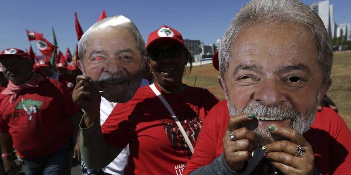 Inscribirán a Lula da Silva como candidato presidencial; pese a estar preso