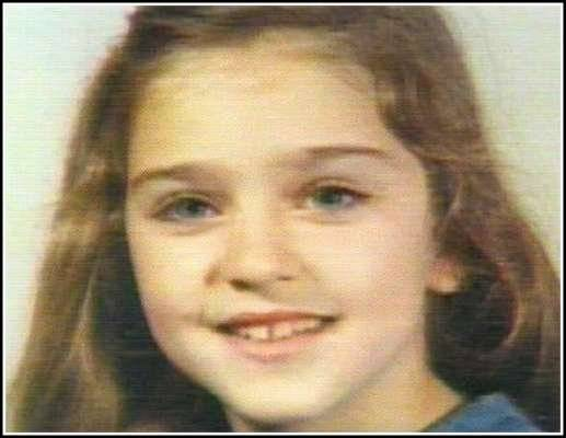 Madonna niña