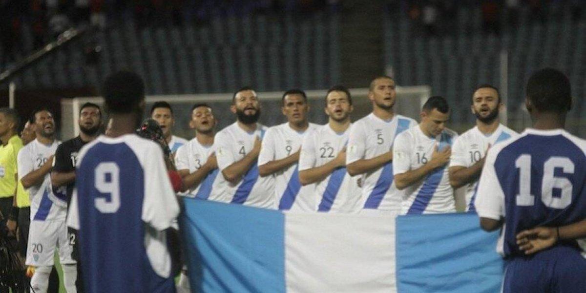 Rodrigo Saravia revela la nueva camisola de la Selección Nacional en su regreso