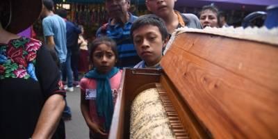 Organillo guatemalteco