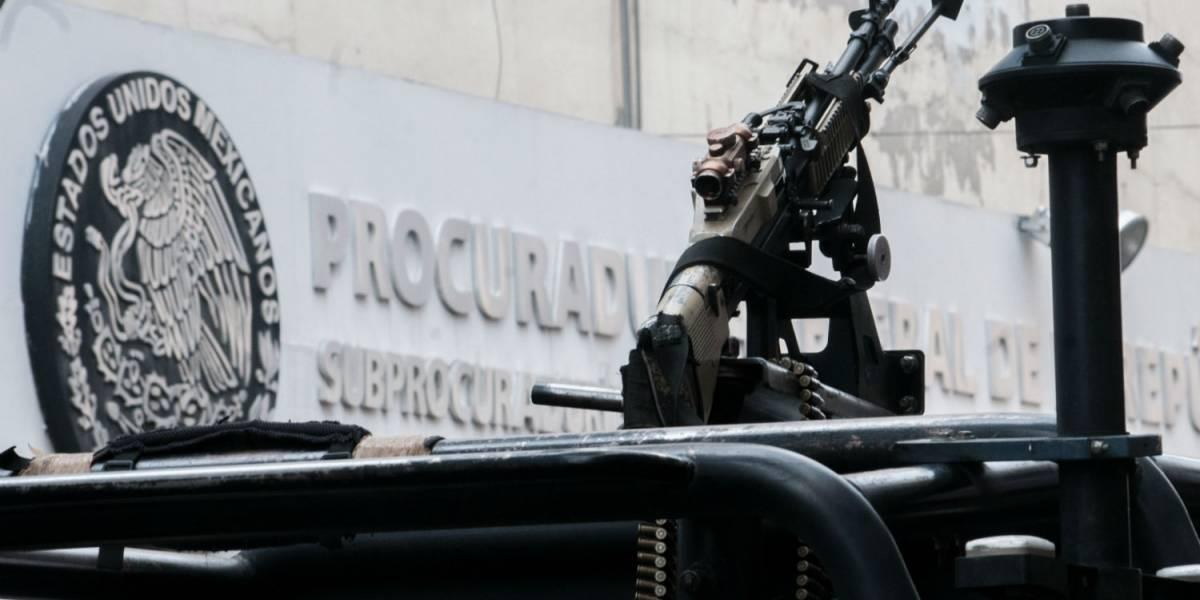 Javier Duarte seguirá su proceso en prisión: PGR