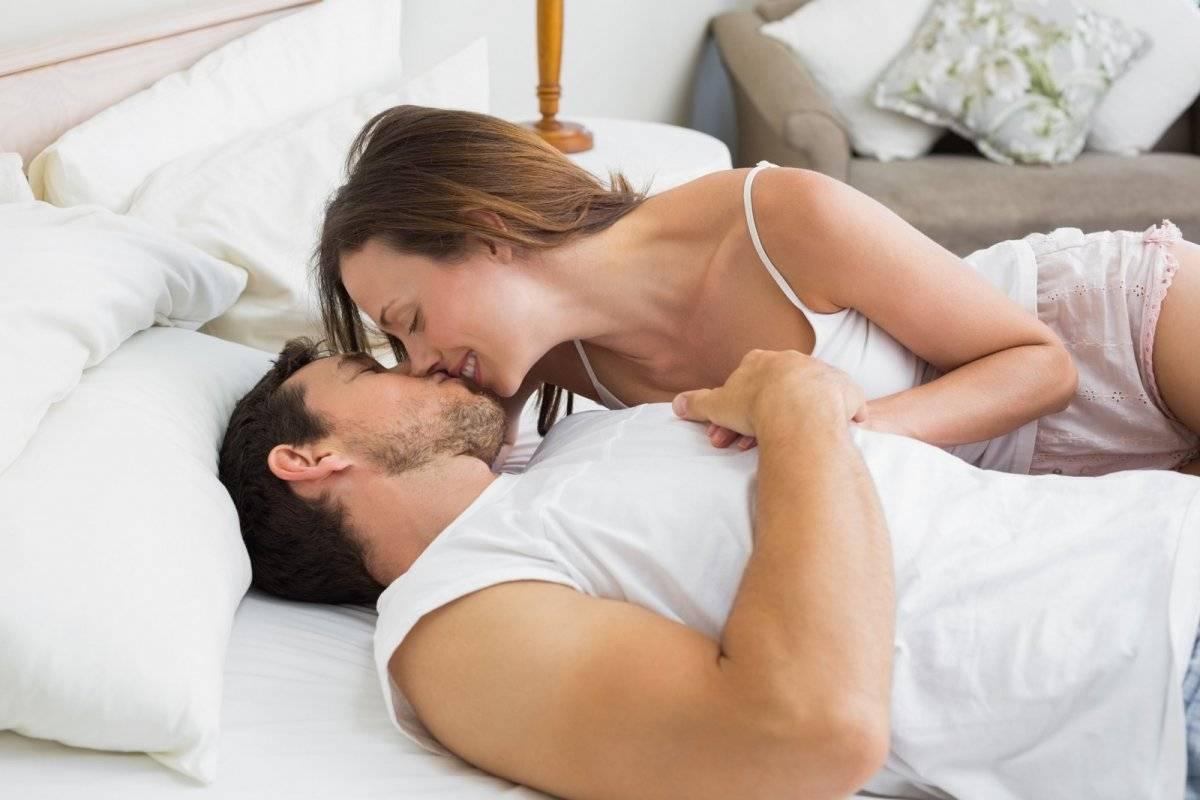 Posiciones sexuales para que la mujer disfrute más