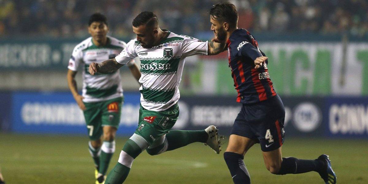 Así vivimos la dura eliminación de Temuco en la Copa Sudamericana