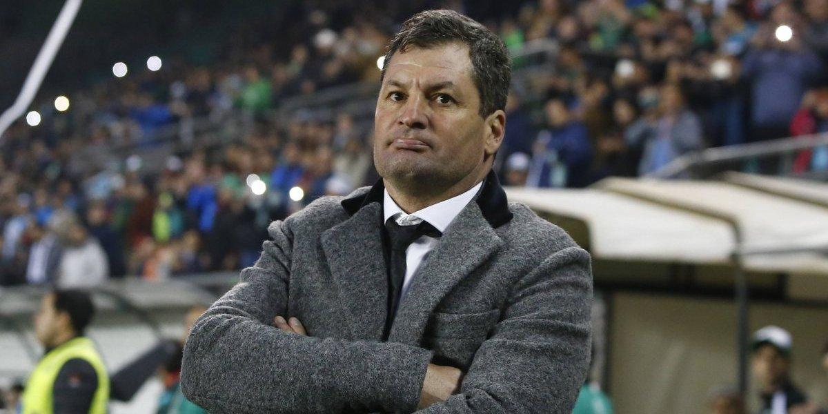 """DT de San Lorenzo responde con todo: """"Vergüenza es que no acepten que la culpa es de Temuco"""""""