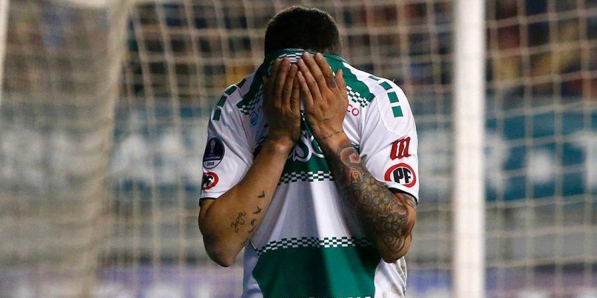 """Temuco lo mereció todo en la Sudamericana y se quedó sin nada ante San Lorenzo por culpa del """"escritorio"""""""