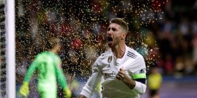 Real Madrid vs Roma
