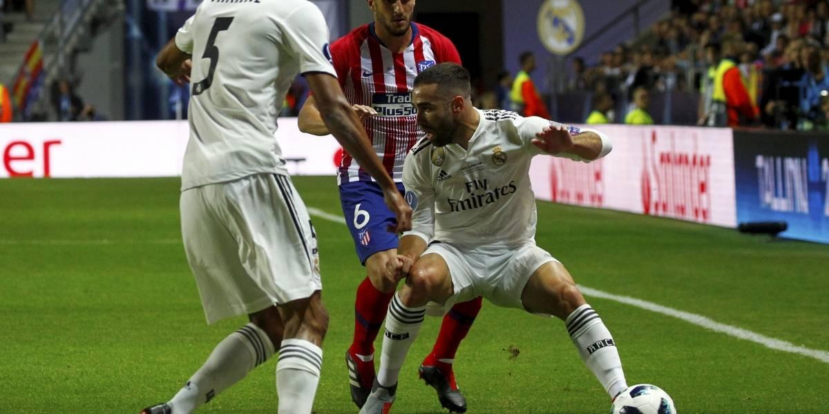 Resultados Real Madrid vs Atlético de Madrid por la Supercopa de Europa