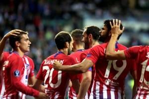 Real Madrid vs Atlético Madrid