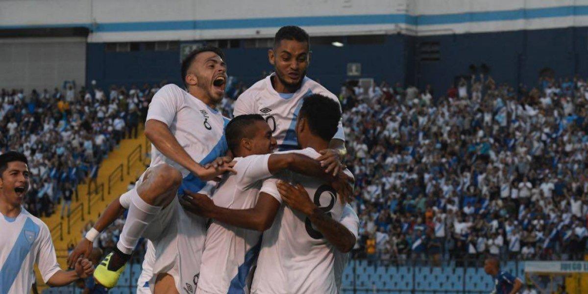 La azul y blanco brilla en su regreso y hace soñar de nuevo a los guatemaltecos