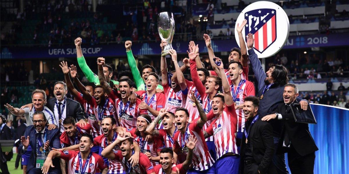 """Un """"Súper"""" Atlético deja en evidencia al Real Madrid"""