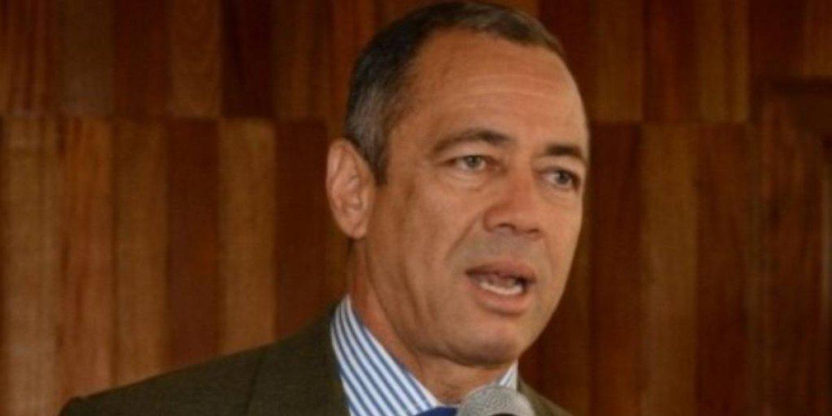 El PLD ratifica a Rubén Darío Cruz como vocero en la Cámara del Senado