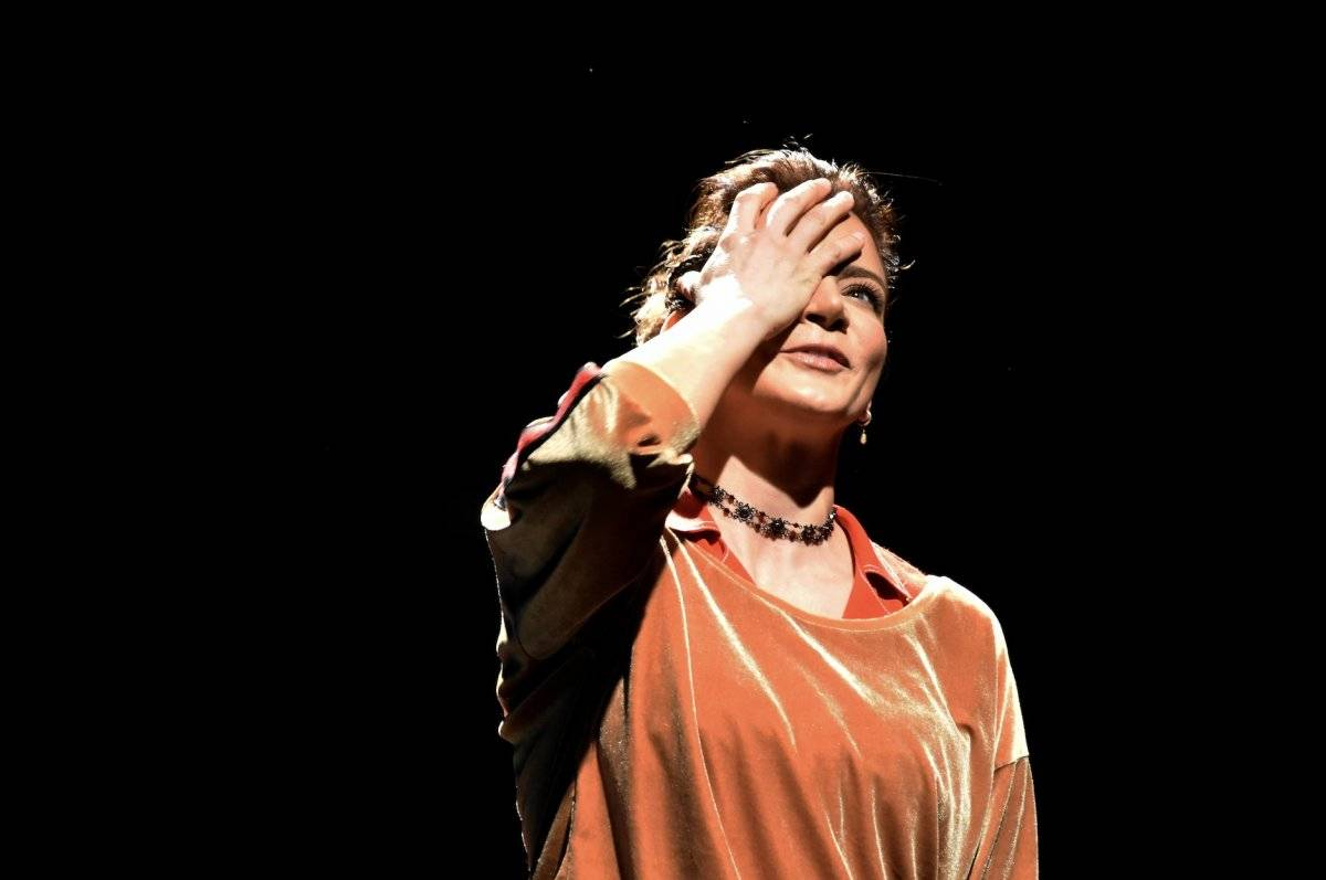 """Silvia Navarro interpreta a Valeria en """"Donde los mundos colapsan"""" Cortesía"""