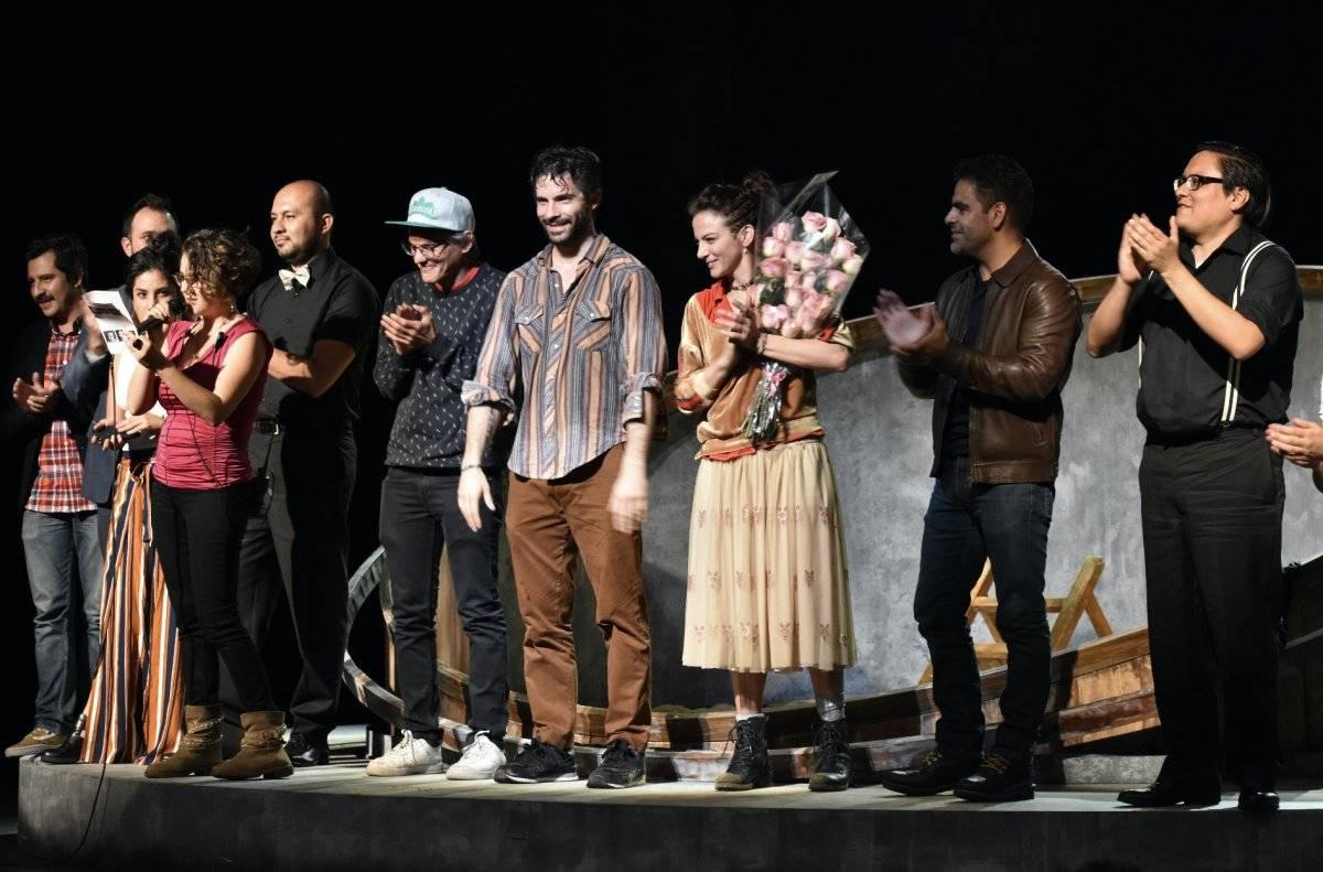 """La puesta en escena """"Donde los mundos colapsan"""" estará de viernes a domingo en el Teatro López Tarso hasta el 28 de octubre. Cortesía"""