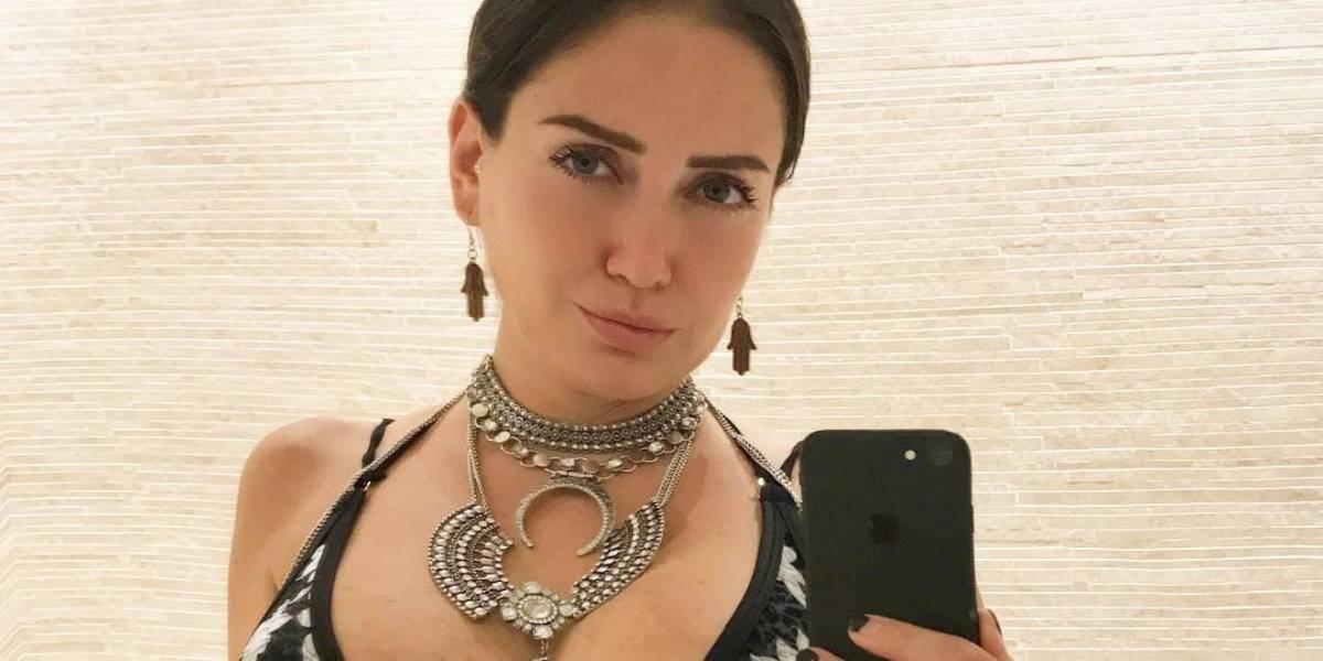 Fotos del busto de Celia Lora desatan controversia entre sus seguidores