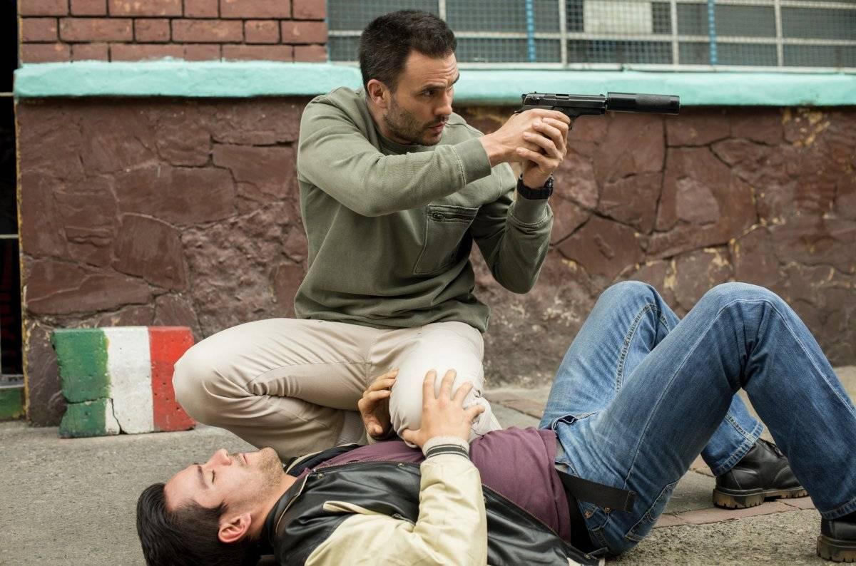 Distrito Salvaje marca el regreso del actor Juan Pablo Raba a la televisión colombiana Foto: Cortesía