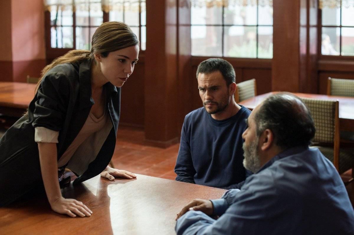La serie de acción próxima a estrenarse contará con diez episodios y estará disponible para los miembros de Netflix Foto: Cortesía