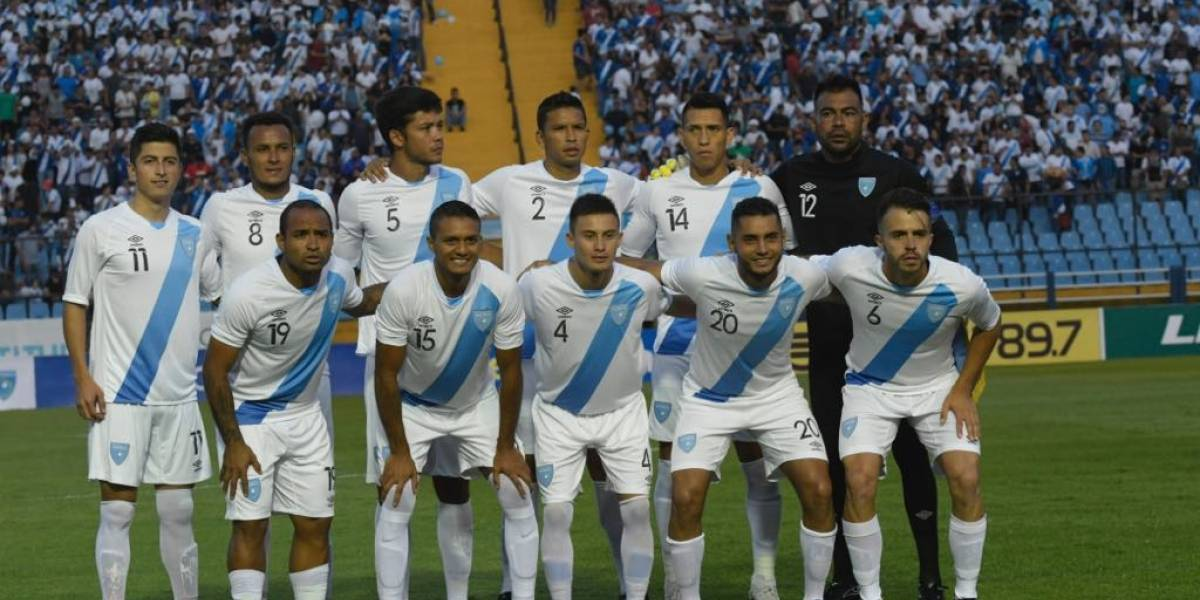 Después de Argentina, Guatemala se medirá ante otro equipo de Sudamérica