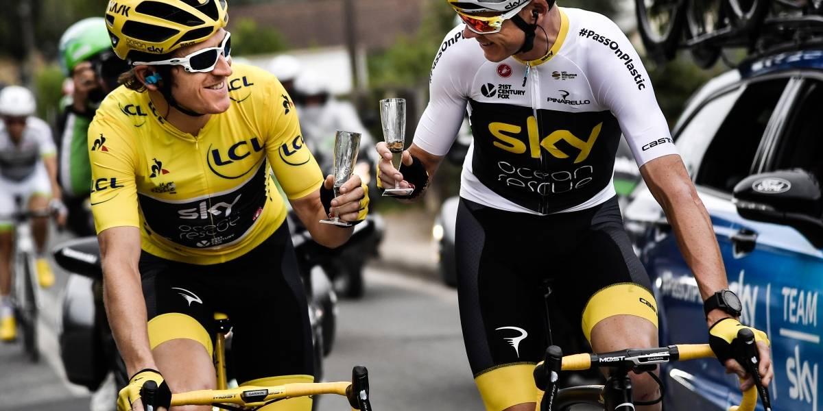 ¿Se alegran los 'escarabajos'? Froome y Thomas se bajan de la Vuelta a España
