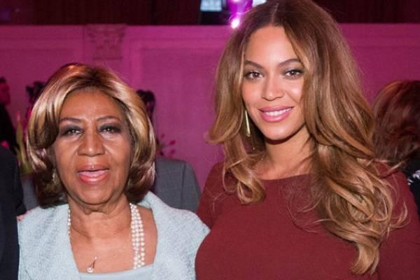 Aretha y Beyoncé.